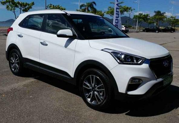 Hyundai creta j est venda em todo o pa s a partir for Creta sx o interior