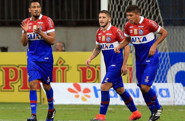 65a39904f767a Nordestão  Bahia x Vitória  Santa Cruz x Sport fazem semifinais ...