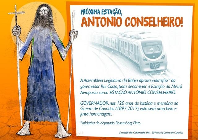 66e7489766 Assembleia aprova proposta que defende Estação do Metrô com o nome ...