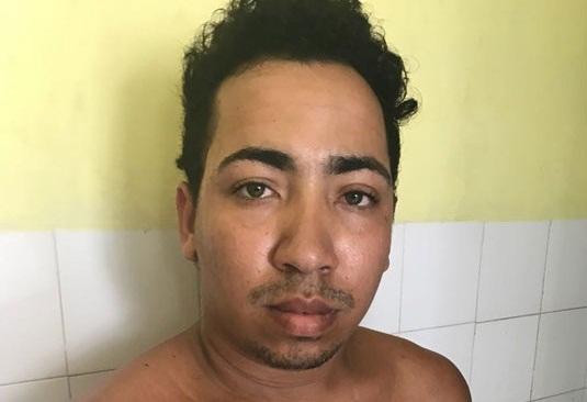 Travesti que morava em Santaluz é encontrada morta em rodovia de Valente   PM prende o suspeito 8f7663430da30
