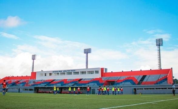 141243abf6f3c Bahia de Feira inaugura a Arena Cajueiro nesta terça. By Evandro Matos.  Posted on 10 de julho de 2018