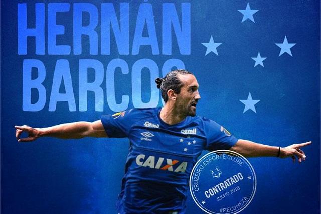 Cruzeiro anuncia a contratação do atacante Barcos – Interior da Bahia d50f896a3986f