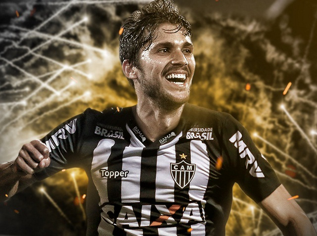 Atlético-MG oficializa contratação de Igor Rabello junto ao Bota ... a8431072caf19