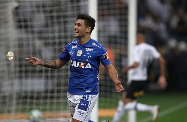 Fim da novela Arrascaeta  Flamengo paga 50% do passe ao Cruzeiro ... 1e2f311de1b3e