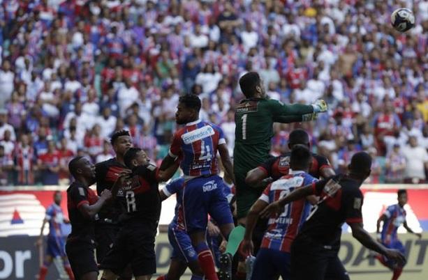 52b5a055ff Copa Nordeste  BA-VI deu empate em clássico de golaços – Interior da ...